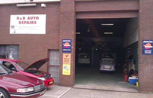 R & B Automotive Repairs image