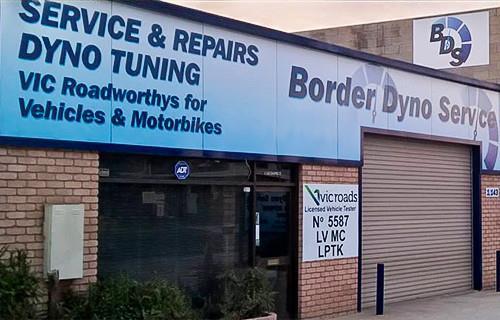 Border Dyno Service image