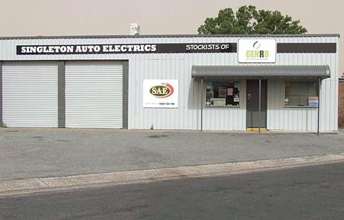 Singleton Auto Electrical Service image