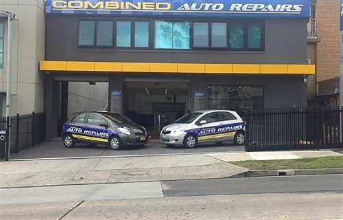 Combined Auto Repairs image