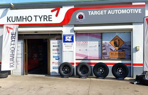 Target Automotive image