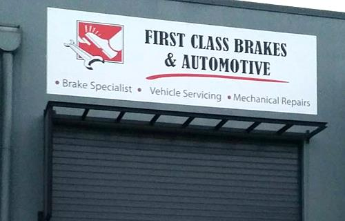 First Class Brakes & Automotive image