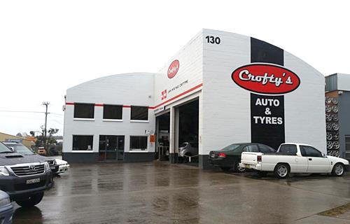 Crofty's Auto & Tyres image
