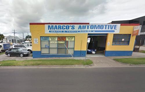 Marco's Automotive Pty Ltd image