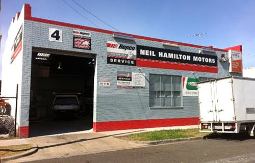 Neil Hamilton Motors image