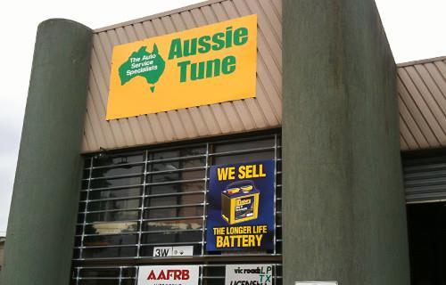 Aussie Tune image
