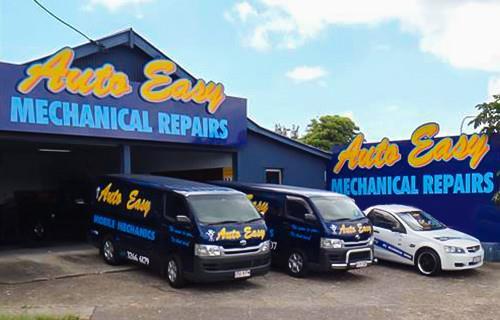 Auto Easy Mobile Mechanics image