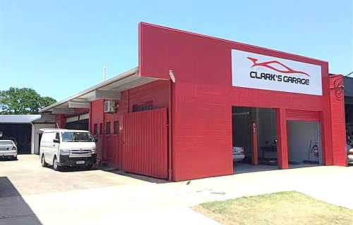 Clark's Garage image