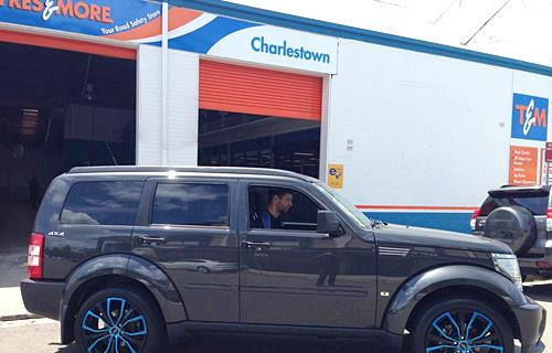 Charlestown Tyres and More image