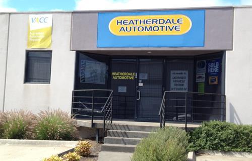 Heatherdale Automotive image
