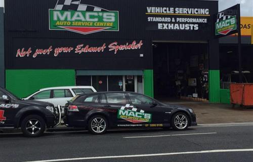 MAC'S Auto Service Centre image