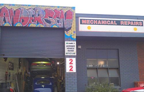 Andersen Mechanical Repairs image