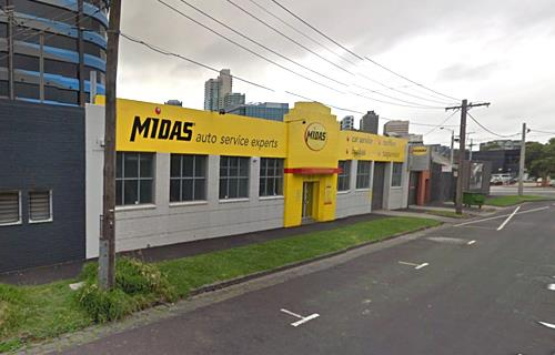 Midas South Melbourne image