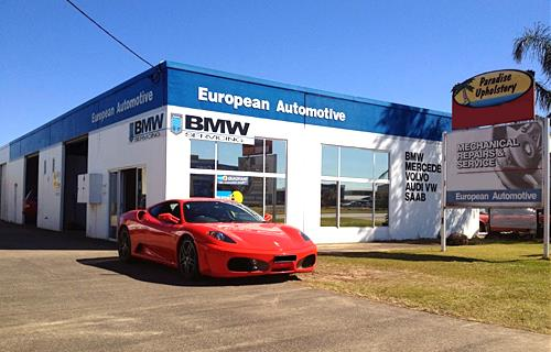 European Automotive Ballina image