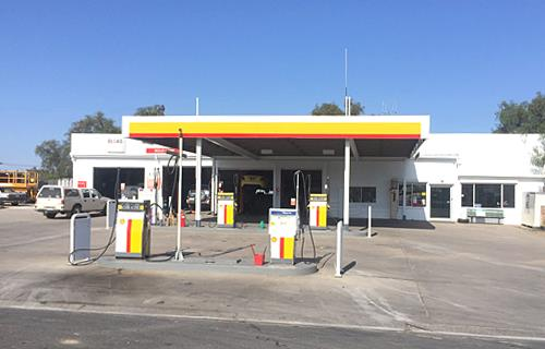 Warners Service Station - DO NOT USE image
