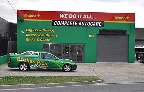 Brakes Plus Nunawading Complete Auto Care image
