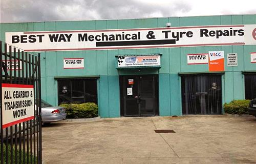 Best Way Mechanical and Tyre Repairs image