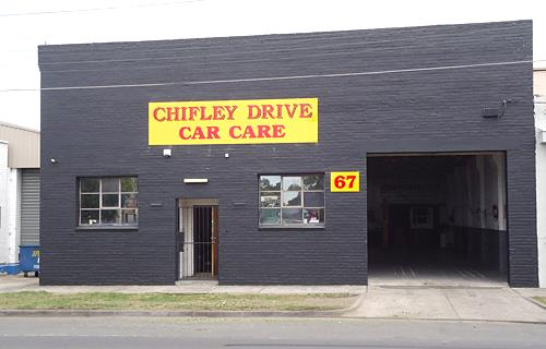 Chifley Drive Car Care image