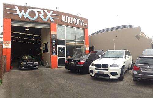 Worx Automotive image