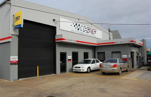 HPF Service Centre image