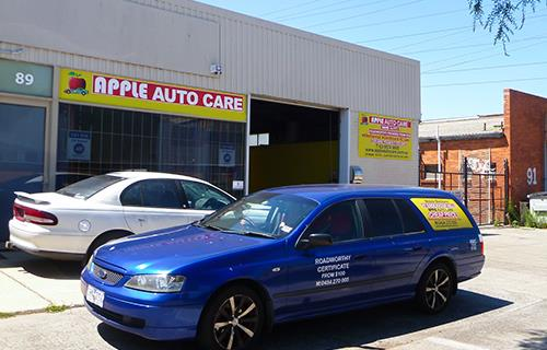 Apple Auto Care image