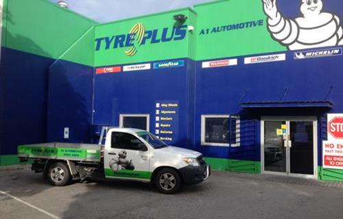 A1 Automotive & Tyre Centre image