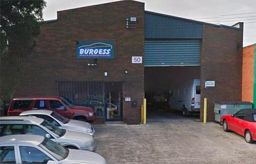 Burgess Automotive image