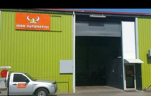 Iron Automotive & Mechanical Services image