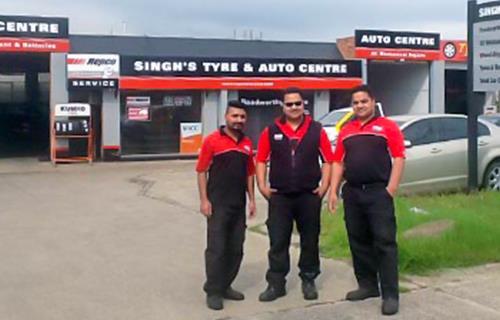 Singh's Auto Centre image