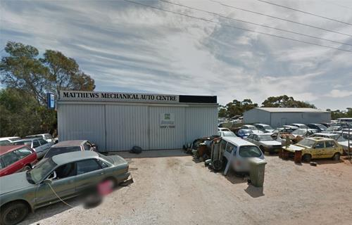 Matthews Mechanical & Waikerie Auto Wreckers image