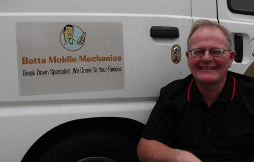 Betta Mobile Mechanics image