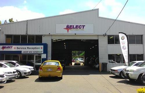 Select Automotive image