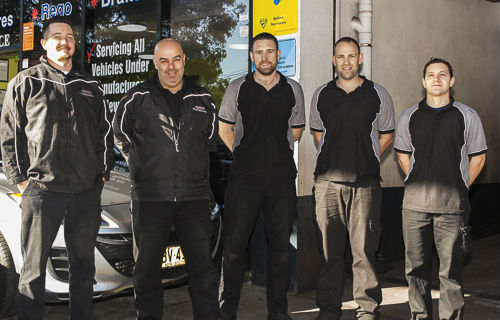 Randwick Car Care image