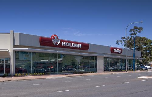 Claridge Holden image