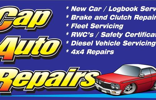 Cap Auto Repairs image