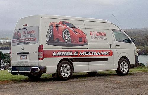 A Grade Mobile Mechanic  image