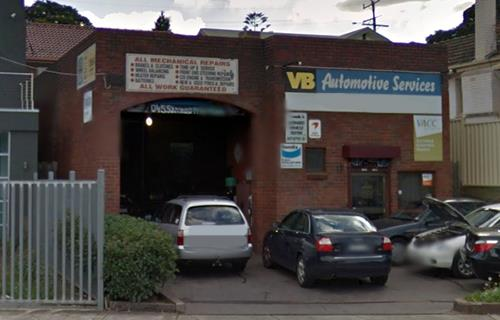V.B. Automotive Services image