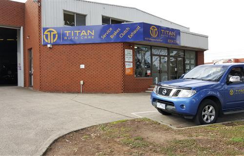 Titan Auto Care image