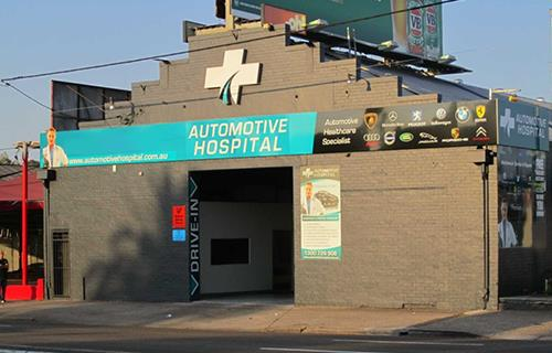 Automotive Hospital image