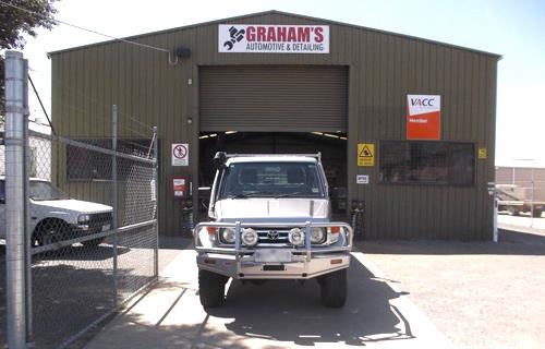 Graham's Automotive and Detailing image
