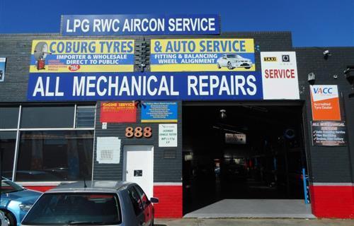 Coburg Tyres & Auto Service image