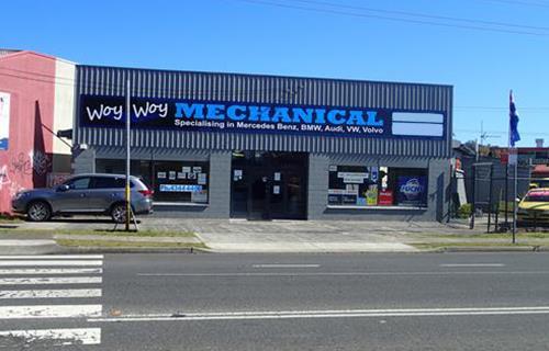 Woy Woy Mechanical image