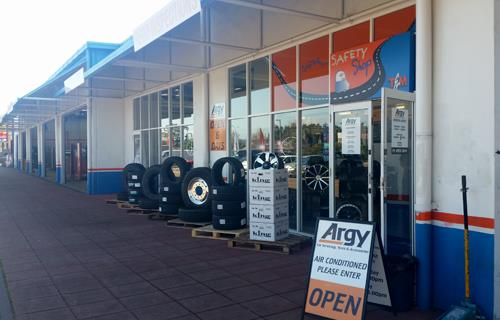 Argy Tyres & More Glendale image