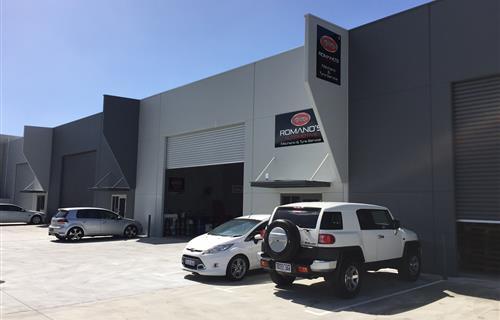 Romano's Automotive Mechanic & Tyre Service image