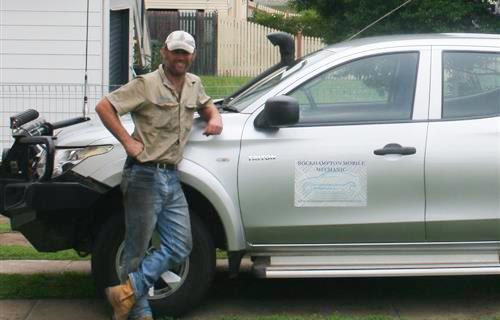 Rockhampton Mobile Mechanic image