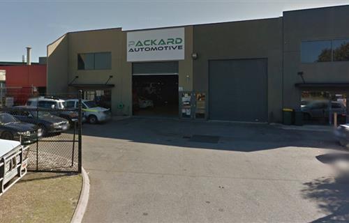 Packard Automotive image