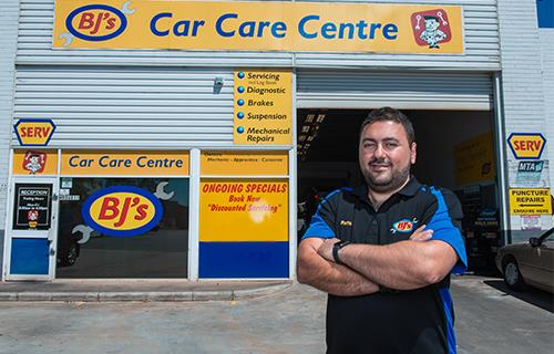 BJ's Car Care Centre image