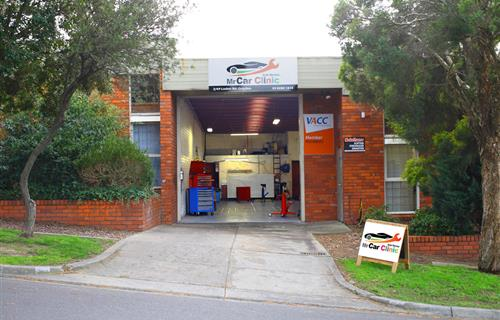 Mr Car Clinic image