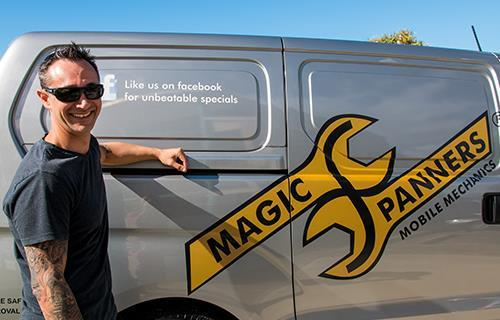 Magic Spanners Mobile Mechanics Brisbane & Ipswich  image