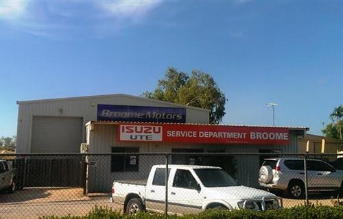 Broome Motors  image
